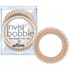 Invisibobble Slim Bronze 3un