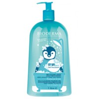 BIODERMA ABCDerm Gel moussant + Hydratant