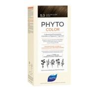 Phytocolor 5.3 Castanho Dourado Claro (Kit)