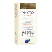 Phytocolor 8.3 Louro Dourado Claro (Kit)