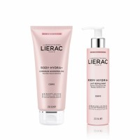 Lierac Body-Hydra+ DUO Esfoliante Micropeeling 200ml + Leite Preenchedor 200ml