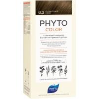 Phytocolor 6.3 Louro Dourado Escuro